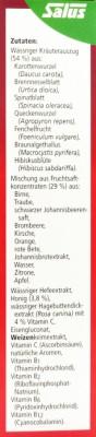 KRÄUTERBLUT FLORADIX Salus 500ml