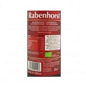Waldheidelbeere Muttersaft 750ml Rabenhorst