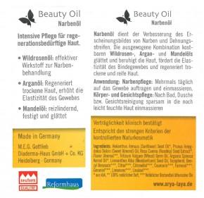 Beauty Oil Narbenöl, 30ml