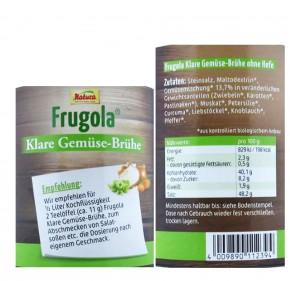 Klare Gemüse-Brühe ohne Hefe bio 200g