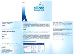 silicea Calcium Kapseln Hübner 180Stk