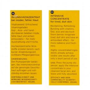Intensivkonzentrat Vitamin Energizer 15ml Börlind