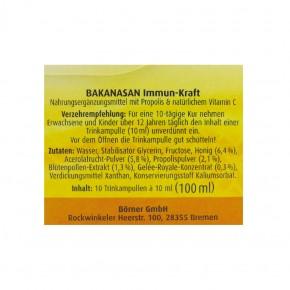 Immun-Kraft Ampullen 10 Stk. Bakanasan