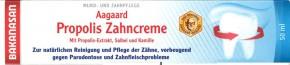 Aagaard Propolis Zahncreme 50ml Bakanasan