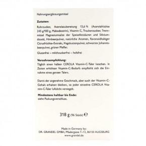 Cerola Vitamin C Taler  96 Stk  Dr. Grandel