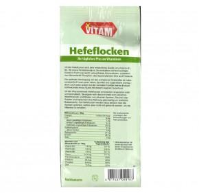 Hefeflocken salzfrei - natriumarm, 200g