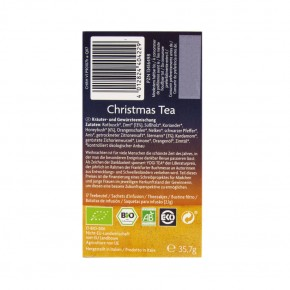 Yogi Tea® Christmas Tea Bio 17 Stk Yogi Tea