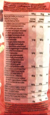 Lima EXPRESS HAFERFLOCKEN SUPERFRUIT kbA 350g glutenfrei