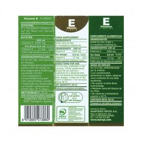 Marnys Vitamin E 30ml Pipettenflasche