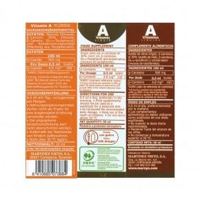 Marnys Vitamin A 30ml Pipettenflasche