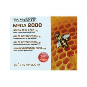 Marnys Geleé Royal Mega 2000 20x10ml