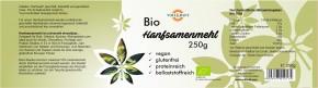 Bio Hanfsamenmehl 250g Vollkraft