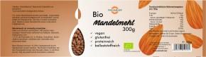 Bio Mandelmehl  weiß 300g Vollkraft