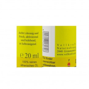 Darling Citronella Öl 20ml wildwachsend Vollkraft