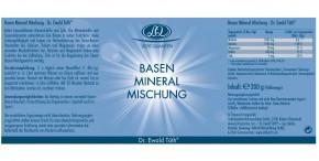 Basen Mineral Mischung 200g Dr. Ewald Töth