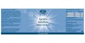 LQ Basen Mineral Mischung 500g Dr.Ewald Töth