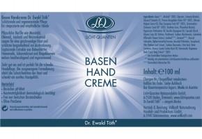 Basen Handcreme 100ml Dr.Ewald Töth