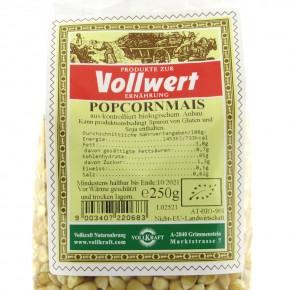 Popcorn Mais 250g Vollkraft