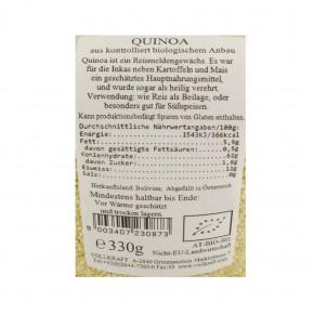 Quinoa bio 330g Vollkraft