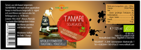 Tamari bio 125ml Vollkraft