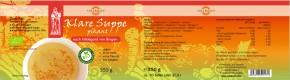 Bio Klare Suppe pikant nach Hildegard Dose 350g Vollkraft