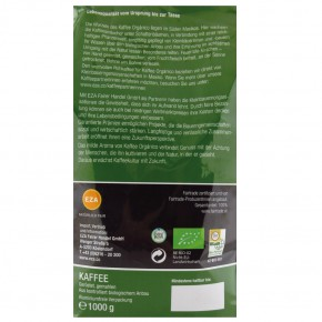 Organico Vakuum mild bio 1kg EZA