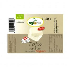Bio Tofu natur  225g Sojvita