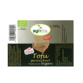 Bio Tofu geräuchert 600g Sojvita