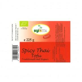 Bio Tofu Spicy Thai  225g