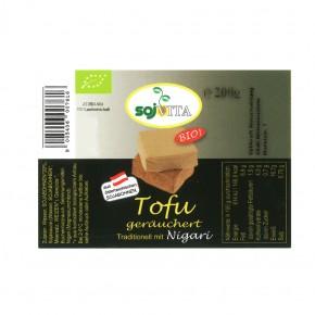 Bio Tofu geräuchert  200g Sojvita