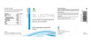 3L Lecithin 200g