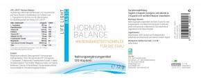 Hormon Balance 120 Kapseln Life Light
