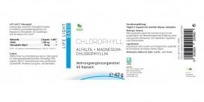Chlorophyll, 60 Kapseln