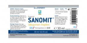 Sanomit®, Ubiquinon  Q10 Tropfen 30ml*
