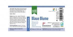 Alpensegen Blaue Blume Kräuteressenz, 50ml