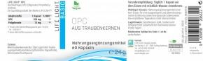 OPC Kapseln 60 Stk. Life Light