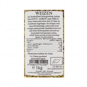 Weizen bio 1kg Natur & Reform