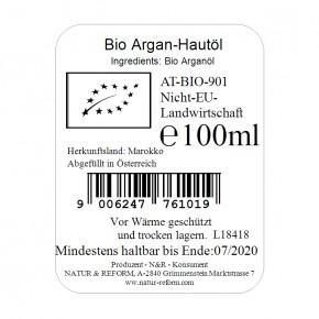 Bio Argan Kosmetiköl  100ml